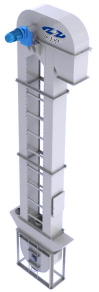 elevador de canecas werc